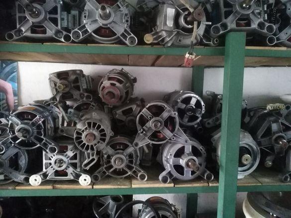 Ел. Двигатели за пералня