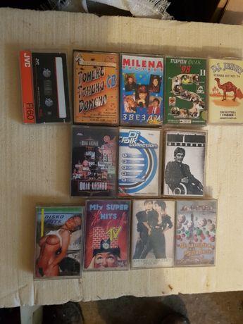 Продавам аудио касети