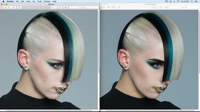 Editare, prelucrare, retusare, modificare foto/poze in Photoshop
