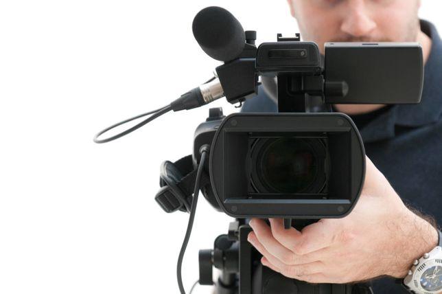 Фото-и видеосъемка мероприятий Видеоролики.Дрон. Оцифровка видеокассет