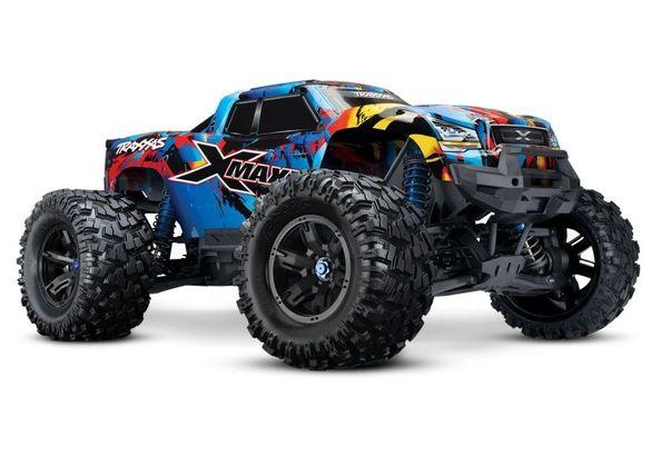 TRAXXAS X-MAXX 4X4 VXL Монстер голяма кола с дистанционно управление