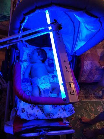 Лампа от желтушки,лампа от желтухи,фотолампа,лампа для детей