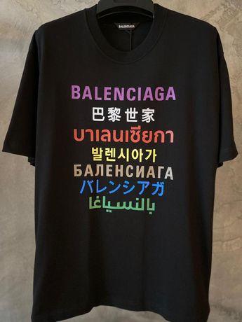 Tricou Balenciaga