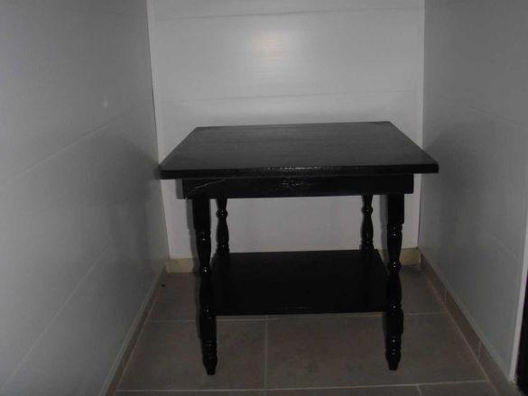маса , нощно шкафче, табуретка