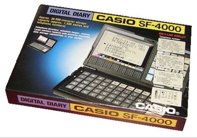 Casio PDA SF-4000