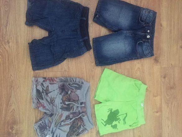 Детски дънки и къси панталонки