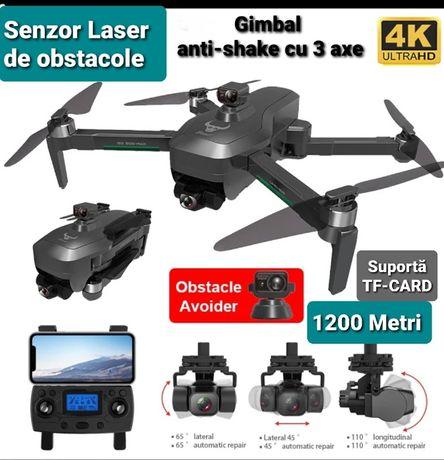 Drona 4K Sony 14 MP,GPS, Senzor ptr obstacole,d 1200M,card TF, NOUA