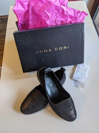 Pantofi balerini Anna Cori piele 37