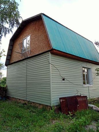 Продам полноценный зимний дом  на дачном участке