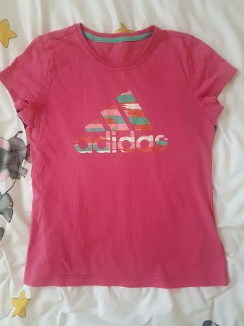 Tricou Adidas pentru fete 7-8 ani