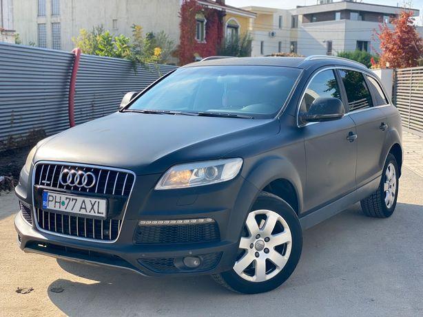 Audi Q7/an 2008/motor 3.0