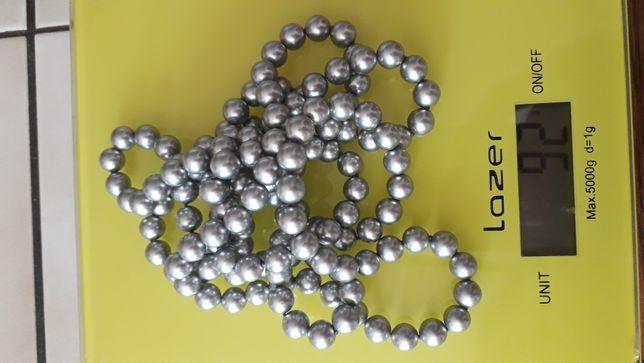 Colier imitatie de perle