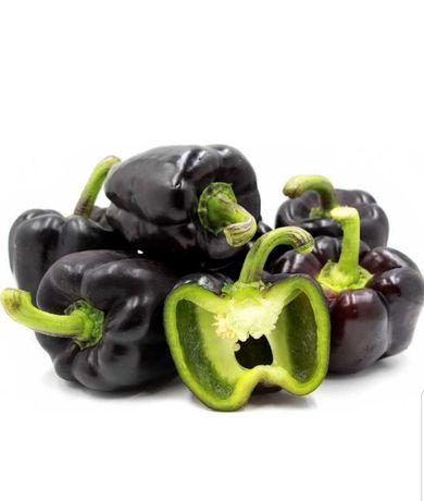 SEMINȚE Ardei gras (negru la coacere) antioxidanți puternici