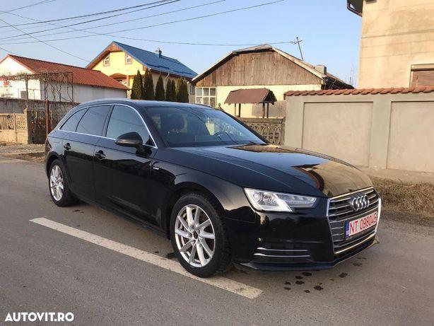 Audi A4 Audi A4Avant 2018 Sline