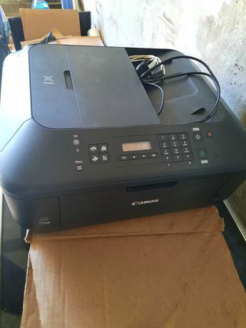 Принтер Canon  за части Mx395 цветен