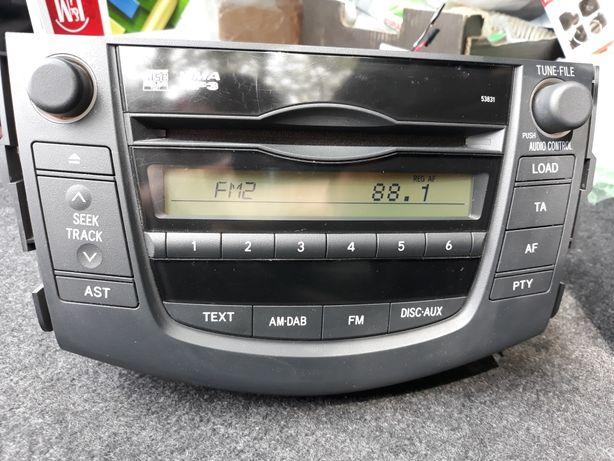 Radio CD MP3 Toyota Rav 4 an 2005-2011