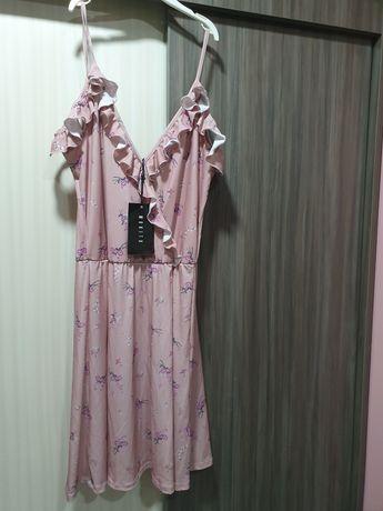 Нова рокля S размер Mohito