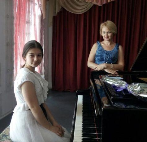 Уроки по фортепиано