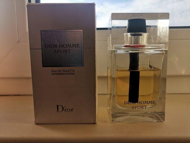 Dior homme Sport 2012 - снятость, великолепный парфюм по хорошей цене.