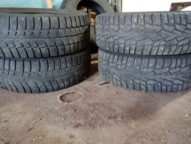 Продам шины Cordiant 215/65 R16, Зимние.