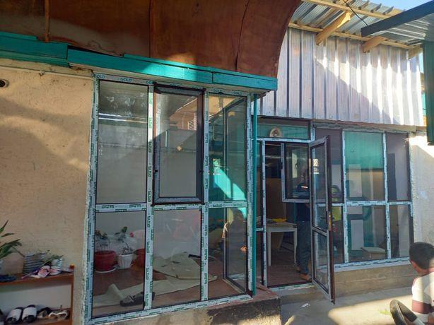 Установка пластиковых окон,дверей