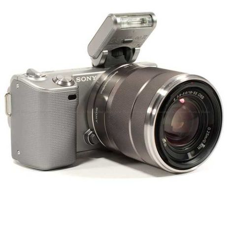 Фотоаппарат фотовидеокамера Sony Alpha NEX-5