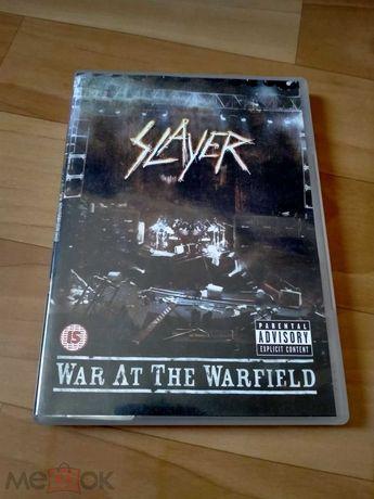 "Slayer ""War warfield"" и Lordi ""Bringing Back The Balls To Stockholm"""