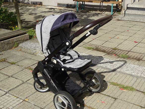Детска количка Mutsy Evo - шаси и лятна седалка