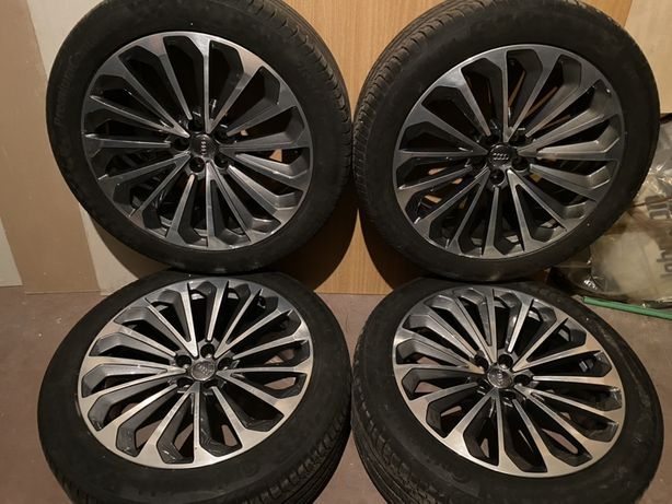 Jante Originale Audi S-Line R21 S8 A8 S7 A7 in stare noua