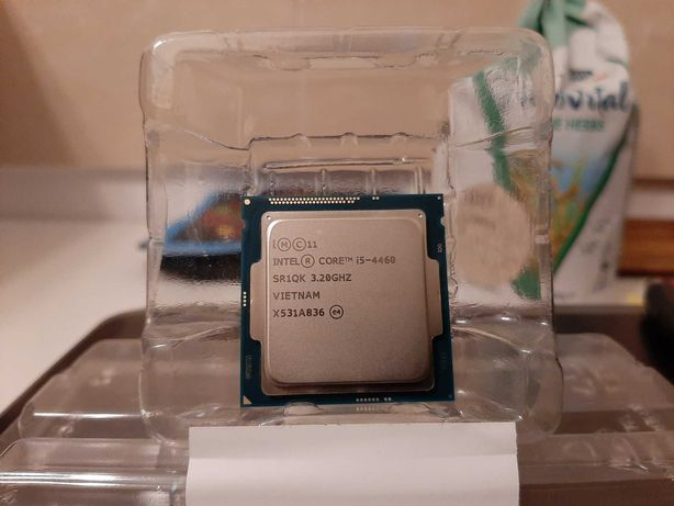 Procesor socket 1150 Intel Core i5-4460 3.2Ghz Turbo 3.4Ghz Haswell