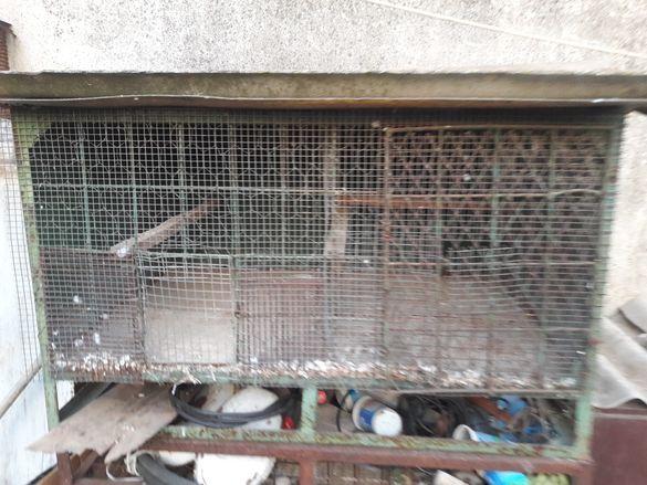продавам клетка за птици и заици