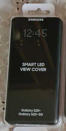 Husa Smart led view cover Samsung galaxy s20 + plus sigilata