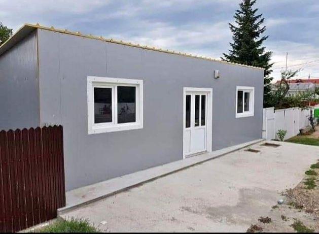 Vând garaje tip căsuța și containere 5x6