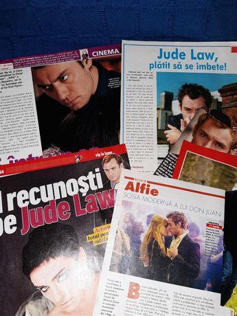 Colecţie de articole cu Jude Law