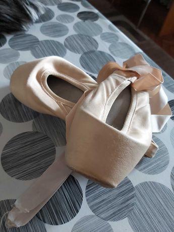Палци за балет сатенени