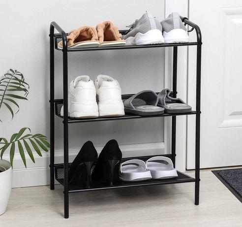 Подставка для обуви «Женева-13» цвет черный, Россия