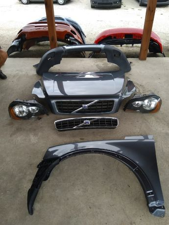 Volvo ХС90 капак,калник,предна броня,решетка,турбина части Волво