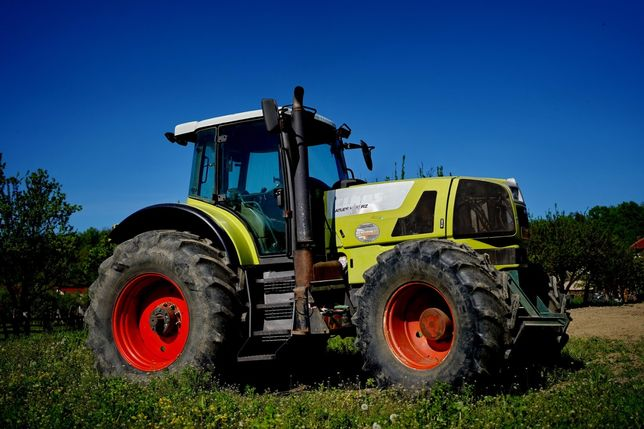 Tractor Claas Atles 936 rz