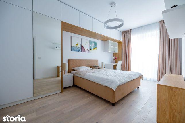 Apartament 2 camere, dec,lift, parcare subterana ,bloc nou,Marasti