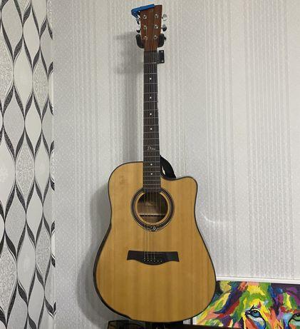 Акустическая гитара. Электро-акустическая гитара