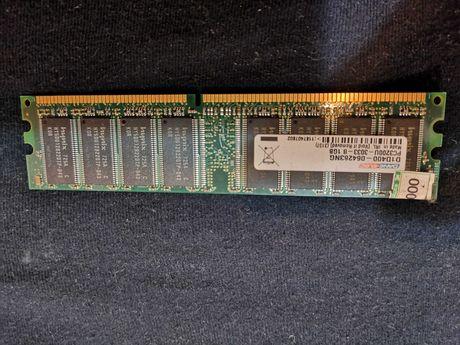 Placuta 1GB DDR400 mhz PC3200