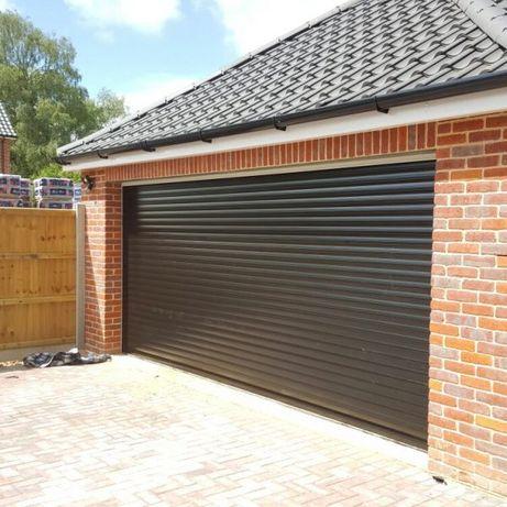 Всички видове гаражни врати, охранителни ролетки