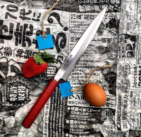 Японски нож Sakai Takayuki Yanagiba,суши,риба, сашими, вкл. доставка