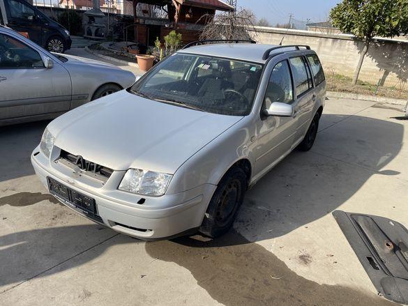 VW Bora 1.9 TDI 4motion НА ЧАСТИ