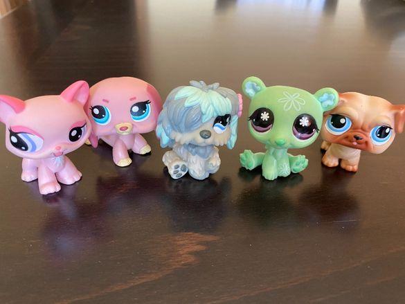 Фигурки Littlest Pet Shop