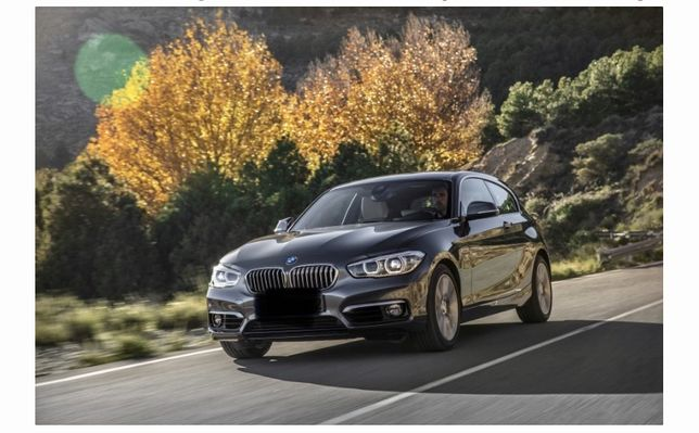 Dezmembrez BMW seia 1 116 F20 F21 LCI FACELIFT far,bara,usa,oglinda