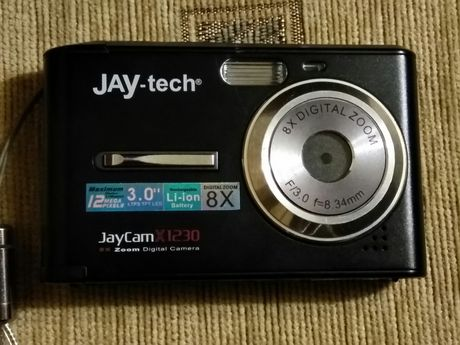 Aparat foto JAY-TECH