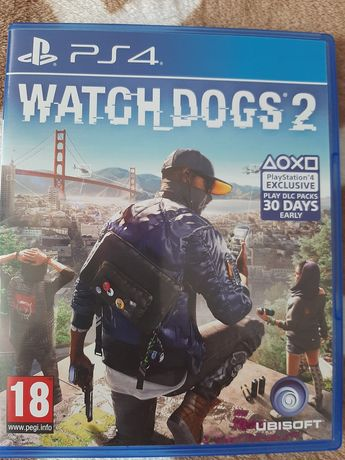 Vand Watch dogs 2 ps4