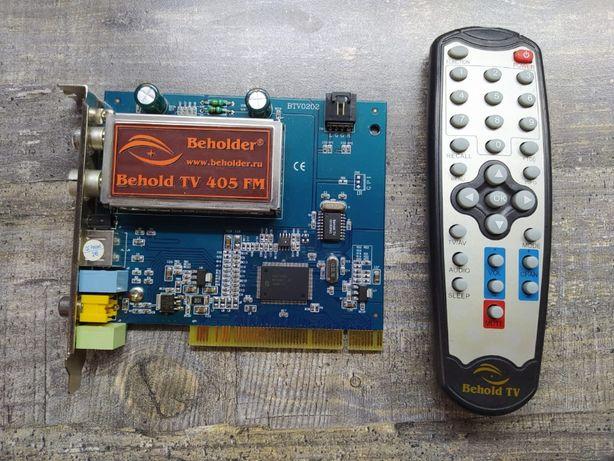 TV/FM - tuner PCI Behold TV 405FM