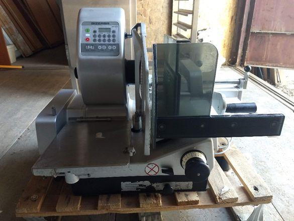 Автоматична вертикална нарязваща машина BIZERBA VS 12 D